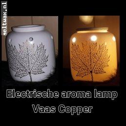 Vaas Copper  Aanbieding