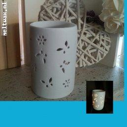 Deco vlinder Cylinder